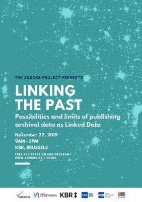 Linking the past: la Fondazione CDEC alla Biblioteca reale del Belgio per parlare di LOD