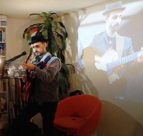 Lorenzo Piccone alla Ubik di Savona: presentazione album