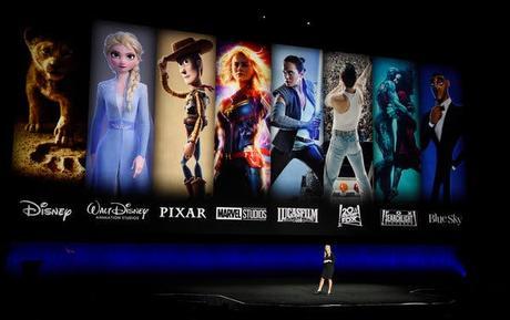 #Netflix #Amazon #Disney #Apple: la sfida dello streaming è iniziata!