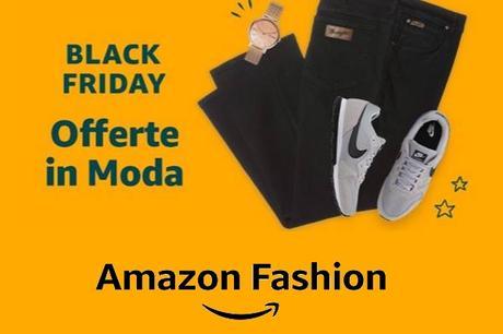 Amazon Black Friday, le migliori offerte su abbigliamento, borse e scarpe