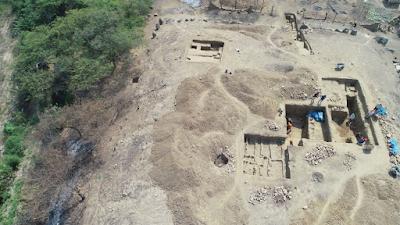 Perù, scoperto un tempio megalitico per il culto dell'acqua