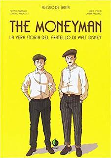 Recensione, THE MONEYMAN, la Vera Storia del Fratello di Walt Disney