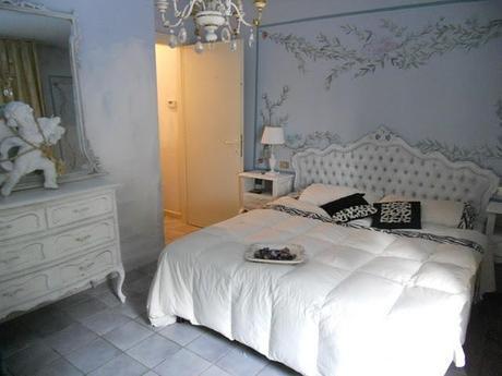 La mia casa cambia....La camera da letto Gustaviana. - Paperblog
