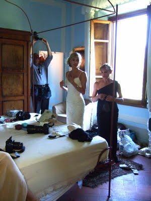 THE MONDAVI'S WEDDING - PART 3