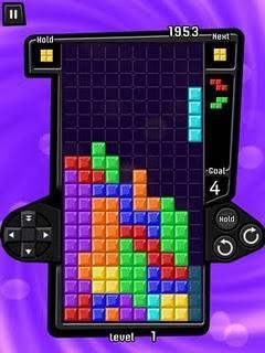 -GAME-Tetris® per iPad