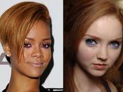Celebrity make-up: matite colorate