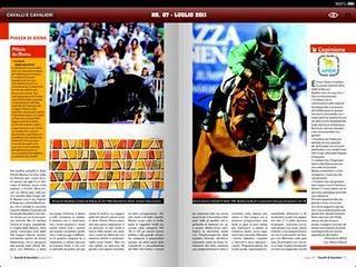 La rivista Cavalli e Cavalieri