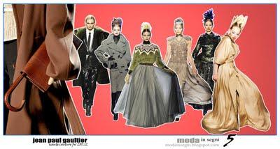 Le pagelle: JEAN PAUL GAULTIER HAUTE COUTURE FALL WINTER 2011 2012