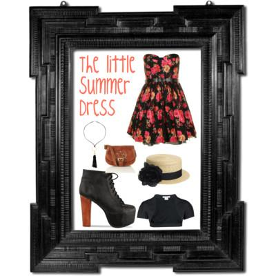 the little summer dress
