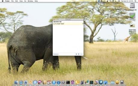"""L'applicazione  """"GoTasks"""" porta Google Task sui nostri Mac"""