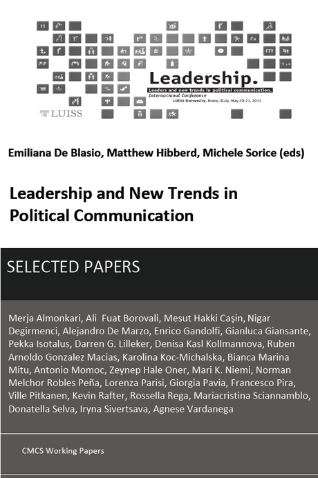 Leadership and New Trends in Political Communication L'ebook