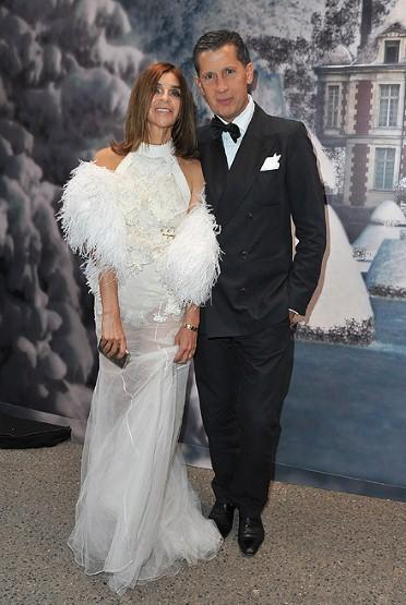 La Haute Couture Parigina Chiude con il White Fairy Tale Love Ball