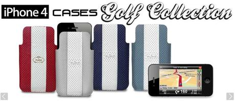 PURO PURO: nuove custodie Golf Collection per iPad 2, iPhone 4, iPod Touch