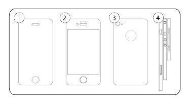 packaging Fai indossare la bandiera dellItalia al tuo iPhone con iPaint! | Recensione YourLifeUpdated