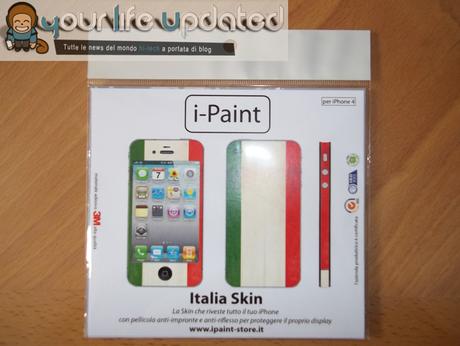 Immagine 14 Fai indossare la bandiera dellItalia al tuo iPhone con iPaint! | Recensione YourLifeUpdated