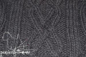 Lezioni di maglia: lavorazione a doppi intrecci