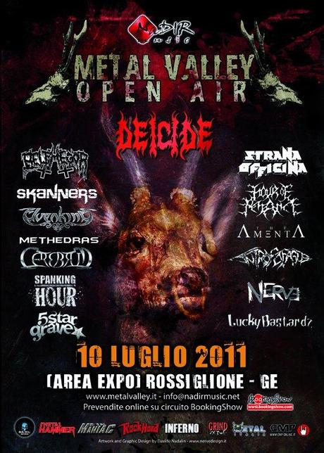 Metal Valley Open Air 2011