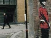 rivoluzionario Graffiti, L'artista senza nome, L'invisibile dell'arte moderna: Banksy