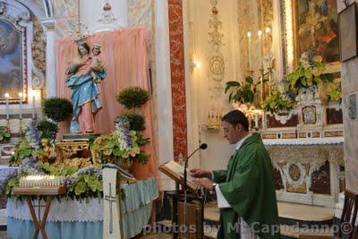 A chiesa nuova si festeggia santa maria delle grazie 2 for Quando si festeggia santa ilaria