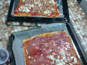 Pizza Facile (Margherita, Tonno, Crudo)