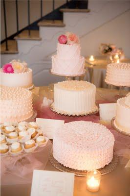 multiple wedding cakes ideas torta nuziale con i fiori freschi paperblog 17658