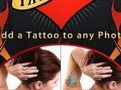 Aggiungi tatuaggi alle foto Tattoo