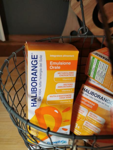 HALIBORANGE: l'importanza della vitamina D per la salute dei nostri figli
