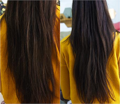 Screen | Legerity Beauty Hair Oil: brillantezza istantanea