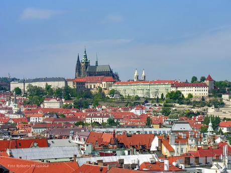 In viaggio con Roberto. Praga: la colorata capitale della Boemia!