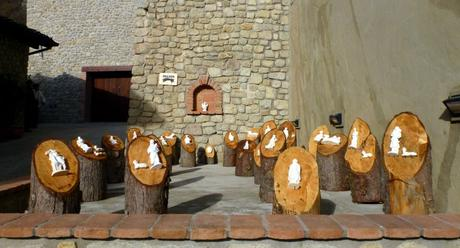 """A Montalbano di Zocca """"Segui la stella nel borgo dei presepi…"""""""