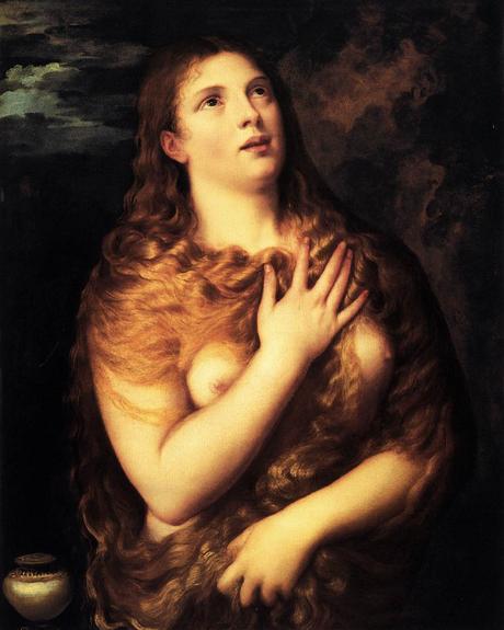 Tiziano, Maria Maddalena
