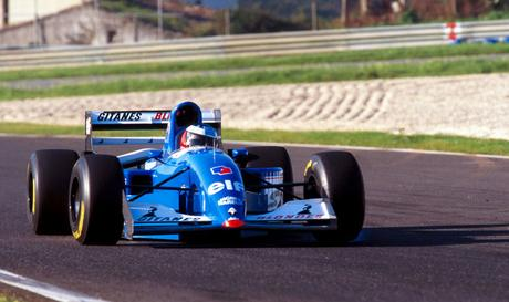 Quando Michael Schumacher fece un test con la Ligier