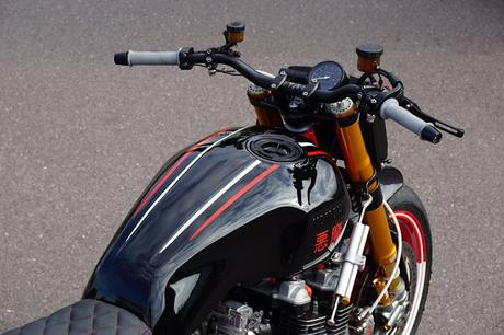Yamaha XJR 1380