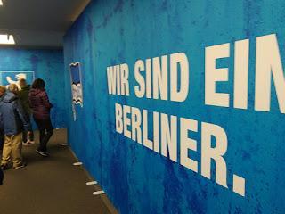 Vi racconto la visita all'Olympiastadion di Berlino