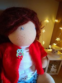 Idee regalo: bambole waldorf