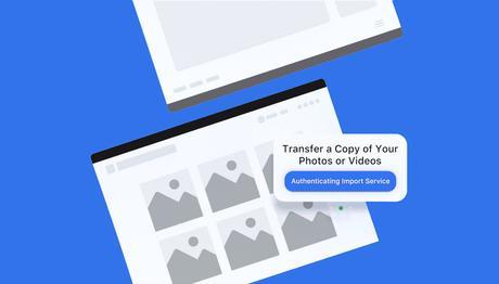 Facebook, ecco uno strumento per trasferire le immagini su Google Foto