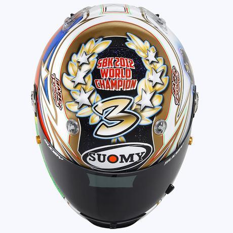Suomy Vandal M.Biaggi World Champion 2012 Prototype by Bargy Design