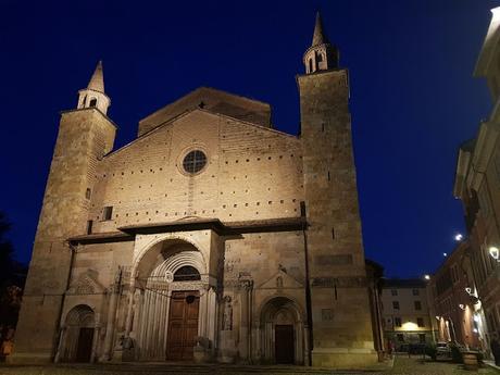 Il Duomo di Fidenza nel Protocollo d'intesa tra Regione e Conferenza Episcopale