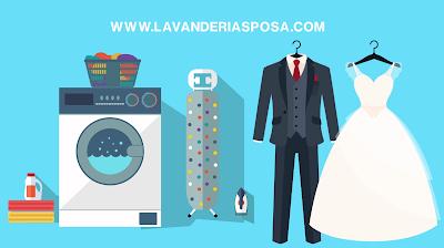 lavanderia sposa
