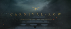 Carnival Row [Stagione 1]