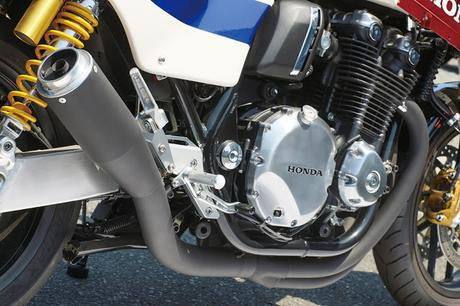 Honda CB 1100 Type-R by Doremi Collection
