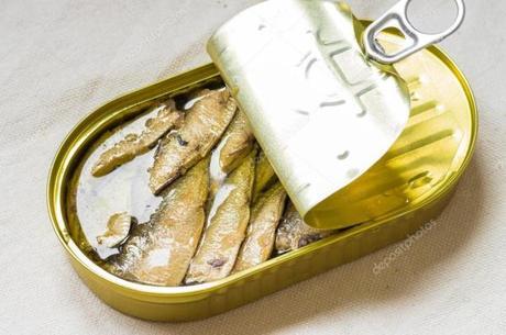 La sardina in metro