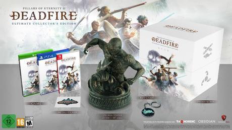 Pillars of Eternity II Deadfire – Ultimate Edition su console a gennaio 2020