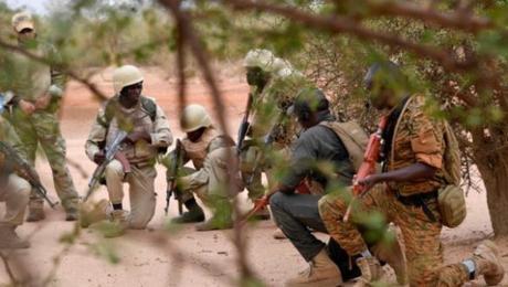 Risultati immagini per attacco a militari in burkina faso