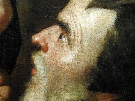 Milano - Museo Diocesano - Adorazione dei Magi di Artemisia Gentileschi