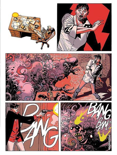 Daryl Zed #0 - Free Comic Book Day: una dichiarazione d'intenti