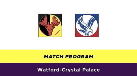 Watford-Crystal Palace probabili formazioni