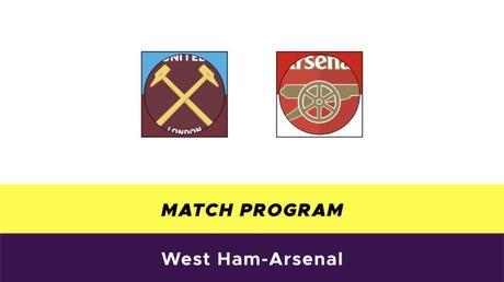 West Ham-Arsenal probabili formazioni