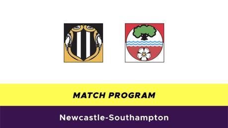 Newcastle-Southampton probabili formazioni