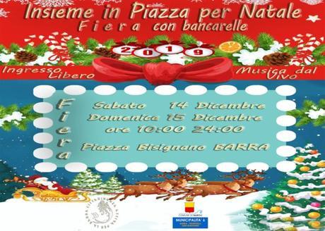 Natale a Barra 2019, dal presepe vivente al villaggio natalizio: il programma completo